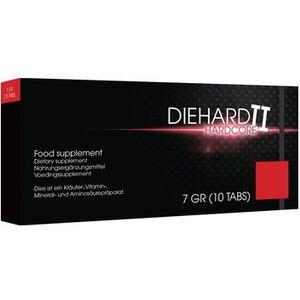 DIEHARD II HARDCORE EREKTIOTABLETIT 10tbl